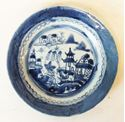 Picture of Chinese Canton plate