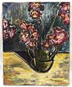 "Picture of J. Walker ""Bouquet"" oil on canvas 20"" x 16"""