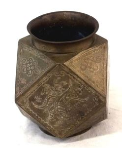 Picture of Chinese bronse vase